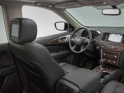pathfinder nissan 2017 interior new 2017 nissan pathfinder price photos reviews