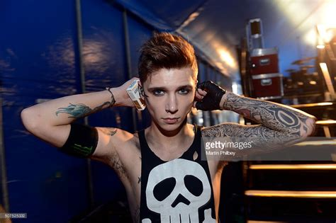 images of andy biersack andy biersack getty images