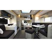 Camping Cars  Les 10 Int&233rieurs Plus Incroyables