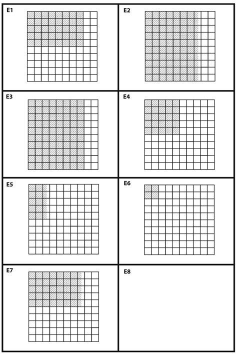 printable mini hundreds chart worksheet hundreds grid grass fedjp worksheet study site