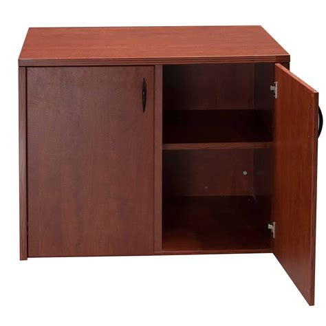 cherry wood storage cabinet with doors laminate used 2 door storage cabinet cherry national