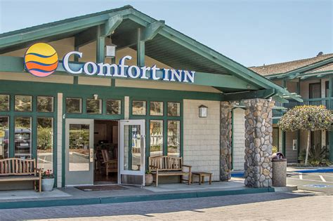 Comfort Inn In Half Moon Bay Ca 650 712 1