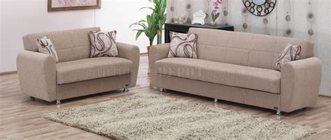 sofa beds sets colorado sofa bed loveseat set light brown fabric