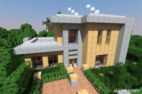 minecraft home design tips 我的世界别墅设计图 我的世界房子设计图 我的世界城堡设计图 鹊桥吧