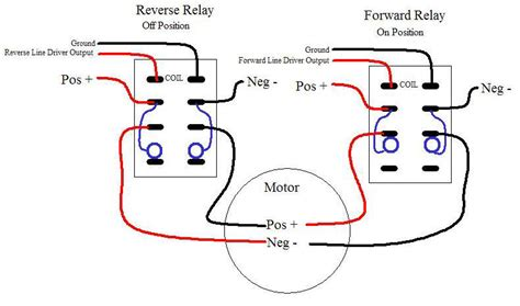 spdt wiring diagram forward dc motor spdt get