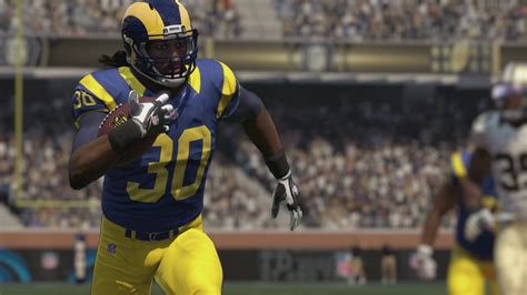 la rams players how to move the rams to los angeles in madden nfl 16 nfl