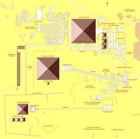 Ici Floor Plans le caire pyramides de guizeh kh 233 ops