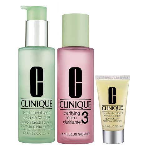 Clinique 3 Step gifts and sets gifts and sets reviews beautyprowl