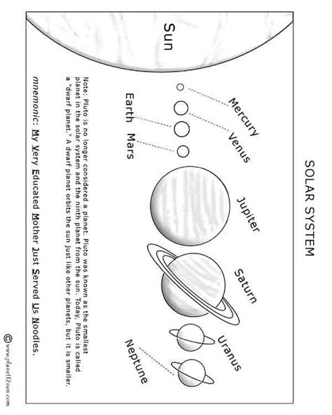 printable activity sheets solar system free printables for kids