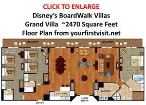 Treehouse Villa Floor Plan Preview