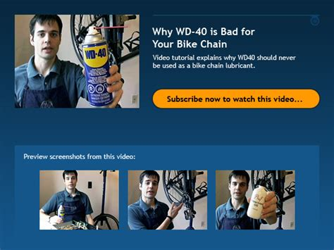 wd im bad why wd 40 is bad for your bike chain bicycle tutor