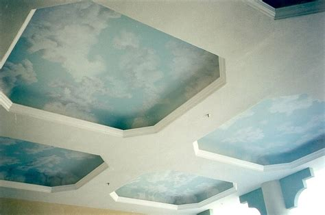 Clouds On Ceiling by Painting Clouds On Ceiling Car Interior Design