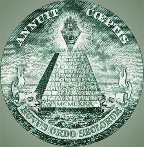 novus ordo seclorum illuminati annuit coeptis