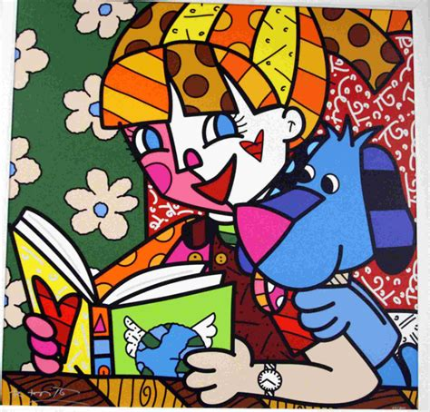 romero britto free coloring pages of romero britto