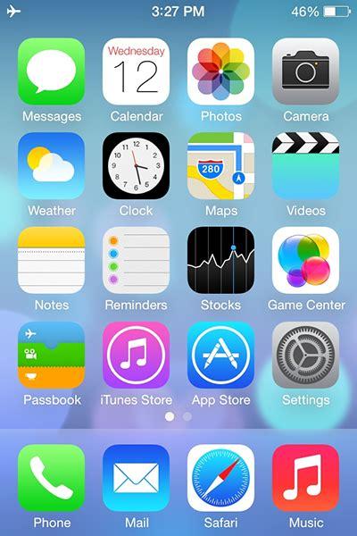 Tomsis Iphone M Shoot Original temas para personalizar tu iphone al estilo ios 7