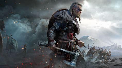 eivor  assassins creed valhalla  game