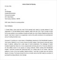 letter of intent for a 11 free word pdf documents free premium templates