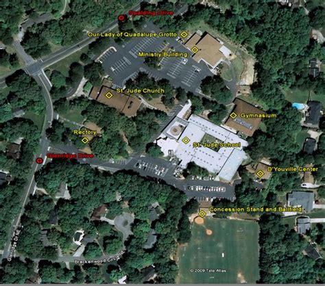 St Jude Detox Center Atlanta Ga Phone by Map Jude The Apostle Catholic Church