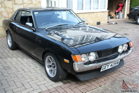 Toyota Celica Ta22 Specs 1974 Toyota Celica St Ta22 With Ca18det From A Nissan
