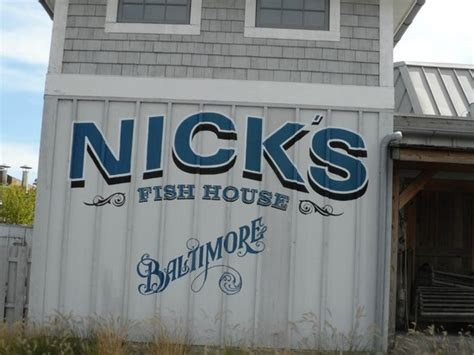 Nicks Fish House hanover bridge at nick s picture of nick s fish house baltimore tripadvisor