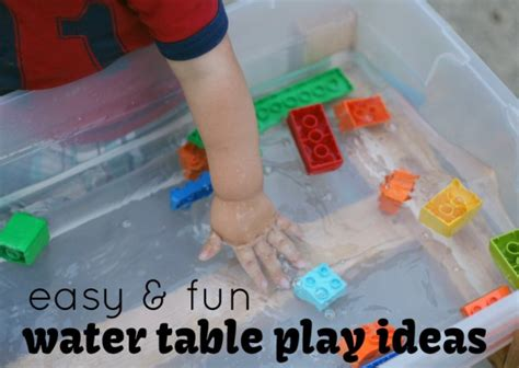 water play table for toddlers 3 fresh play ideas for the water table and takes