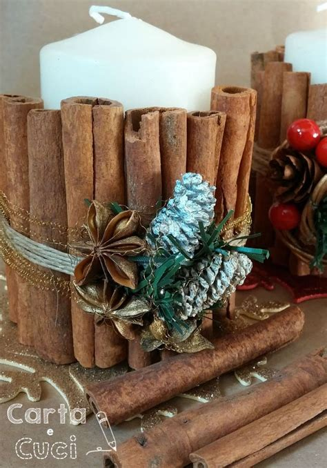 candele decorate per natale oltre 25 fantastiche idee su candele decorate su