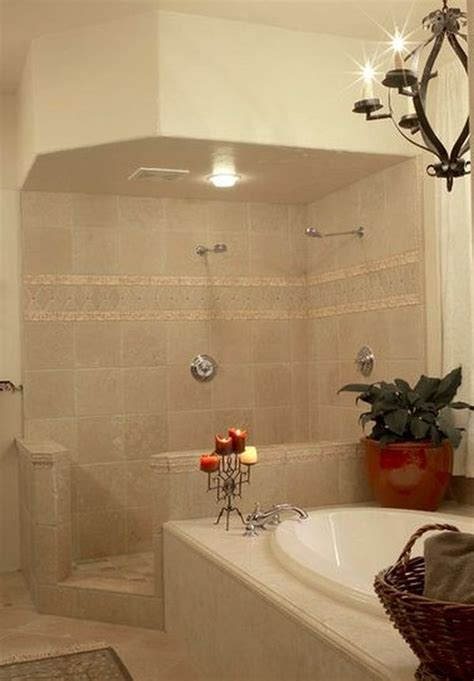Spa Shower by Doorless Shower Designs Teach You How To Go With The Flow