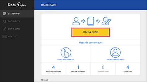 docusign templates access templates in the docusign mobile app for windows