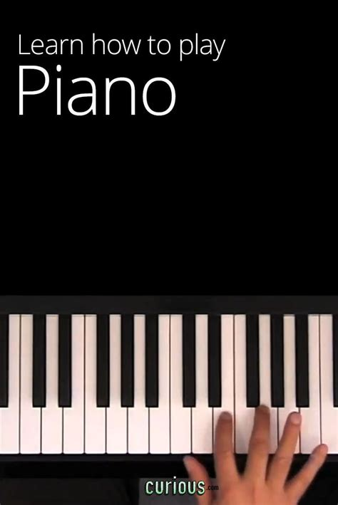 how to play piano a beginnerã s guide to learning the keyboard and techniques books best 25 the piano ideas on piano guys