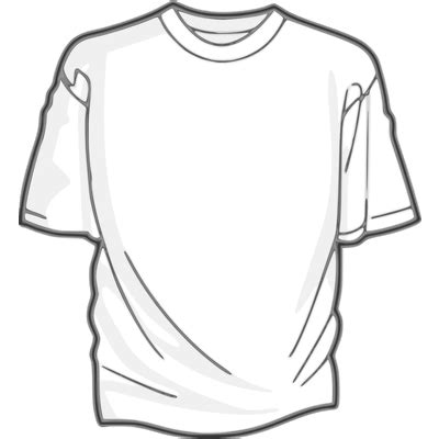 Baju Icon White tshirt white clipart transparent png stickpng