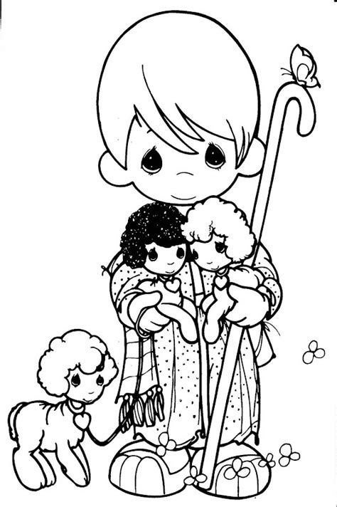 top 25 ideas about coloring pages precious moments on