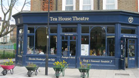 the tea house the tea house theatre vauxhall south london blog