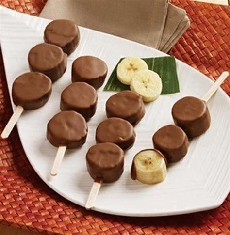 The Choco Chocolate Banana chocolate covered bananas recipe dishmaps