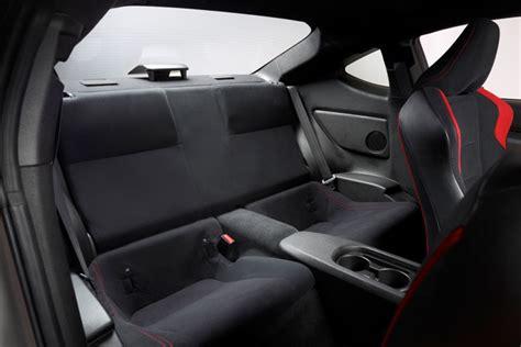 scion frs custom white leather interior canadaseatskins