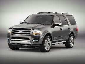 2016 Ford Expedition New 2016 Ford Expedition El Price Photos Reviews