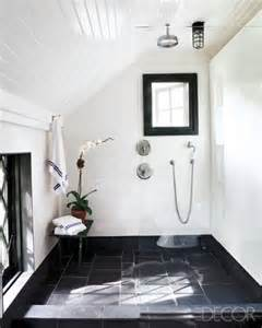 black and white tiled bathroom ideas 23 traditional black and white bathrooms to inspire digsdigs