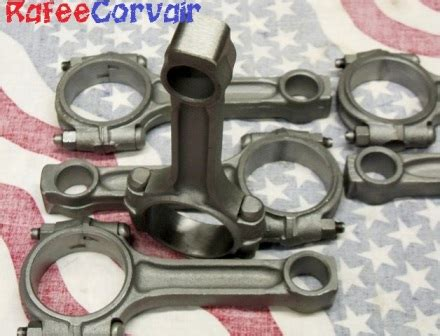Consa Set rebuilding services corvair1 corvair parts and repairs