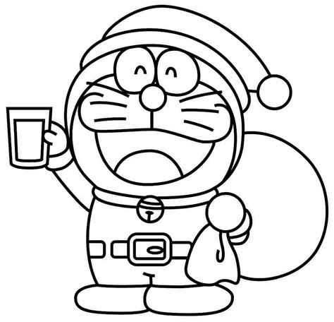 Doraemon Black And White Imagehd Doraemon And Friends Coloring Pages Of Black And White
