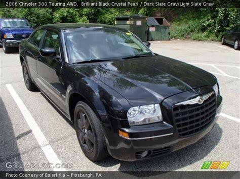 2006 Chrysler 300 Black by Brilliant Black Pearl 2006 Chrysler 300 Touring