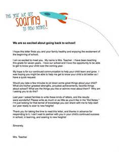 letter to parents template from teachers templates letters parents currix back to