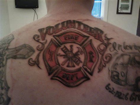 tattoo nation firefighter ink my firefighter nation
