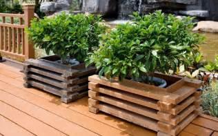 black planter box how to make wooden planter boxes