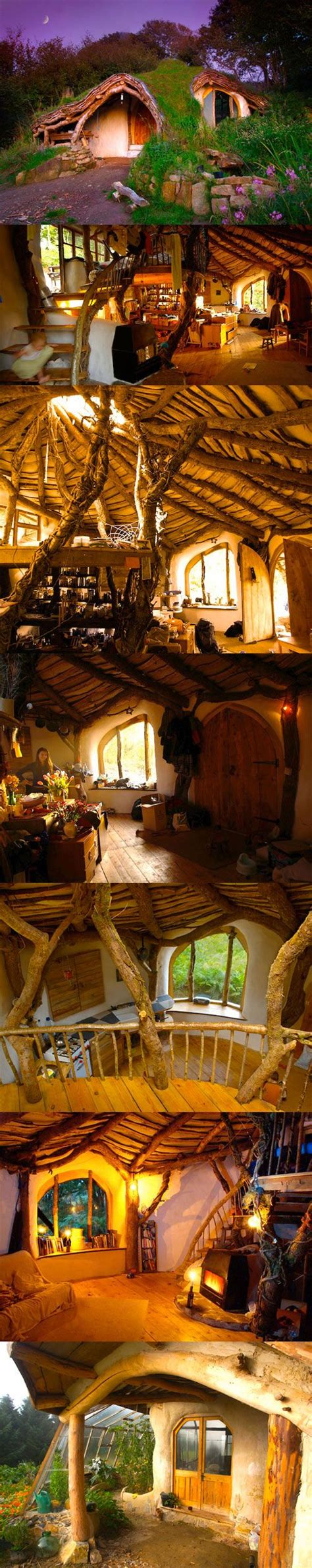 hobbit style homes i nice hobbit style home complete with sod roof and