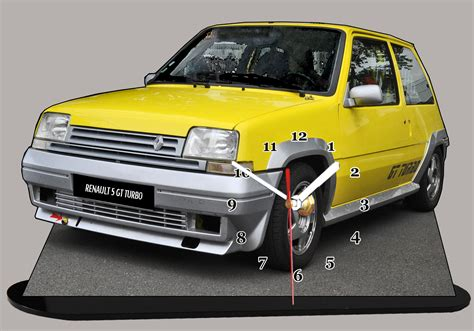 renault 5 gt turbo 03 pictures