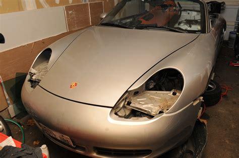 Porsche 996 V8 Conversion by Rolling Shell Follow My Porsche Boxster V8 Build
