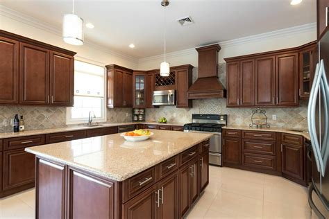 fully assembled kitchen cabinets signature chocolate pre assembled kitchen cabinets the