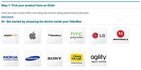 otterbox warranty photo template warranty image