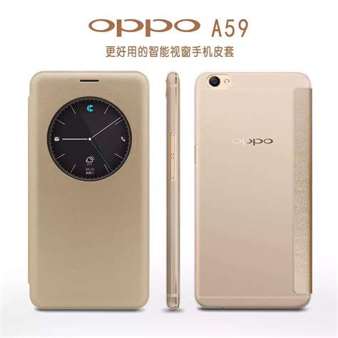 Oppo F1s Flip Cover Casing oppo f1s a59 kacone sview window flip cover 11street malaysia cases and covers