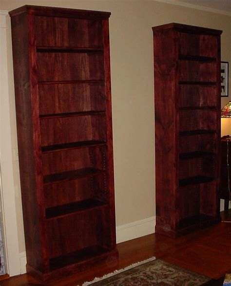 cherry wood bookcases for sale dark cherry wall shelves marku home design classy