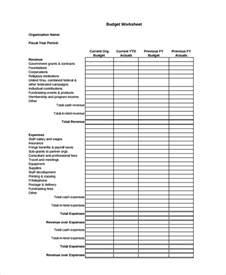 event organisation template non profit budget worksheet photos dropwin